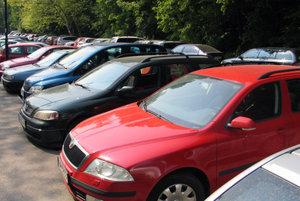 Parkovanie Železná studienka, ilustračné foto