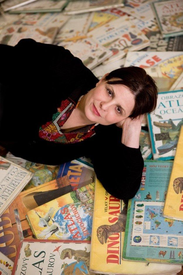 Spisovateľka Veronika Šikulová