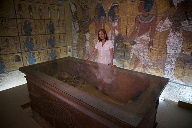 Dokument Ako zomrel Tutanchamón vysiela Prima Zoom 10. júla o 8.30 h.