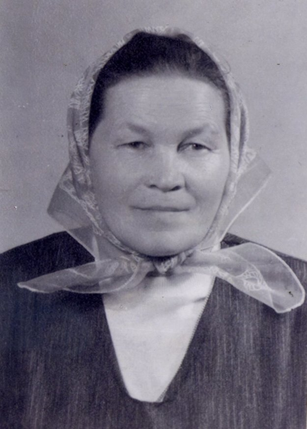 Esterka Moskáľová.