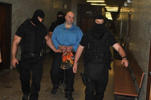 Branislav Adamčo na košickom súde. Rozsudok zatiaľ nezaznel.