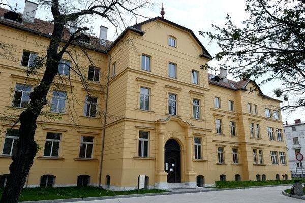 Filozofická fakulta UPJŠ v Košiciach.
