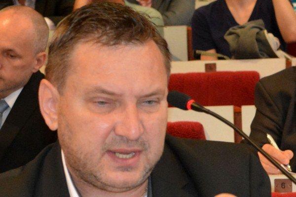 Miloš Ihnát. Mestský poslanec.