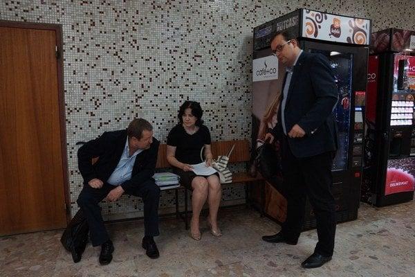 Žalovaná profesorka. Ivica Lazúrová čelí spoločne s univerzitou obvineniu exdekana Leonarda Siegfrieda.