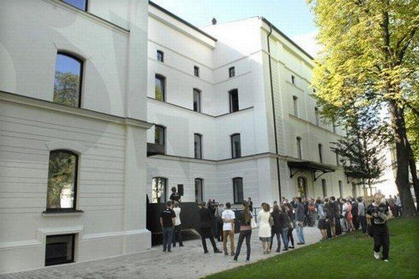 Areál košického Kulturparku.