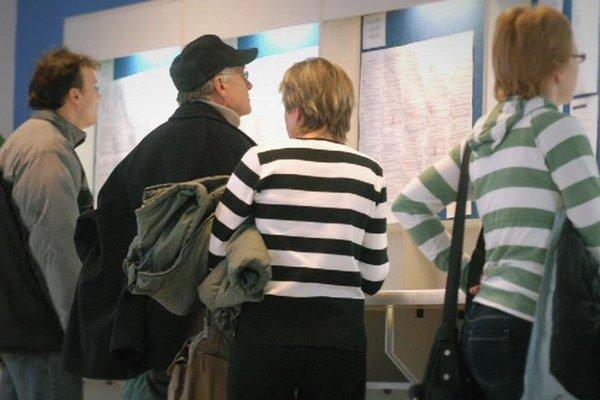 Miera evidovanej nezamestnanosti dosiahla koncom roka v Košickom kraji 14,39 %.