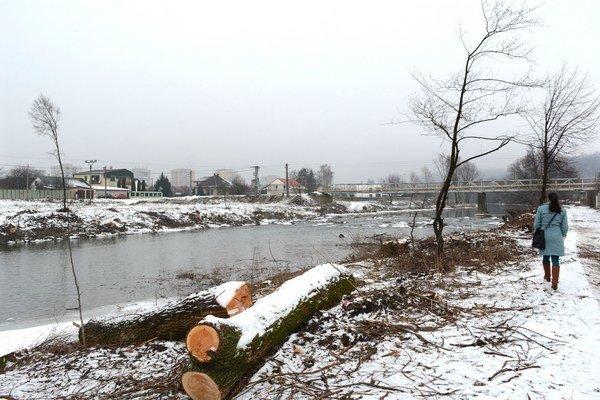 Ešteže máme sneh. Aj vďaka tomu sa Košiciam na rozdiel od zvyšku Slovenska vyhýba jar.