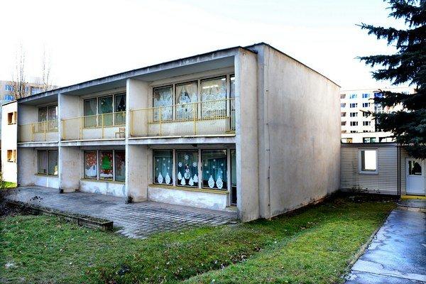 Jasle na Kalinovskej. Po ich zrušení rozšíria kapacitu škôlky.