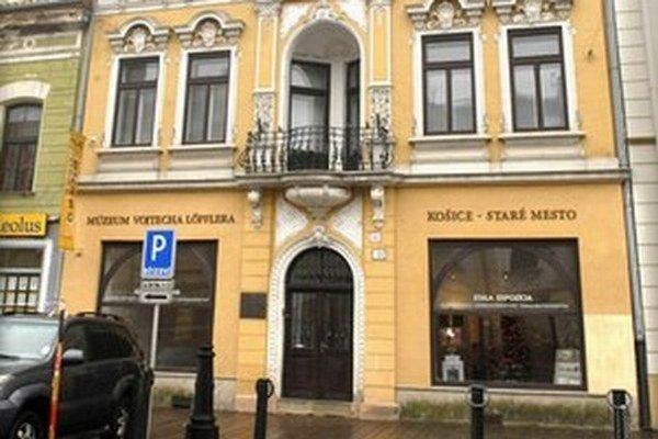 Múzeum Vojtecha Lőfflera v Košiciach.
