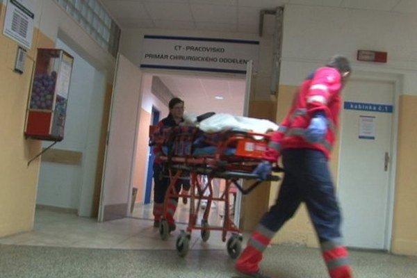 Dvanásťročnú Michaelu ratovali v košickej nemocnici. Žiaľ, zraneniam podľahla.