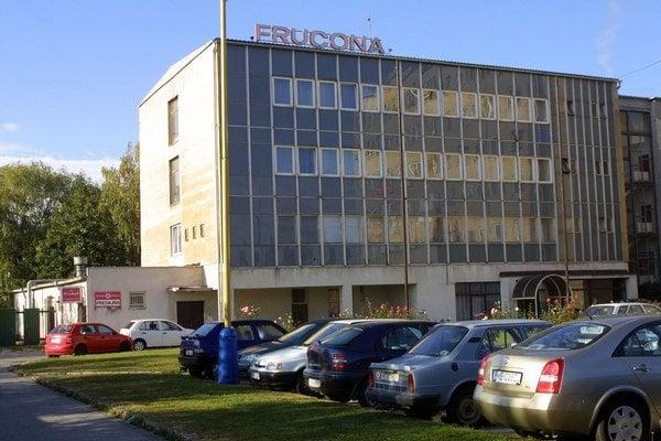Frucona Košice.