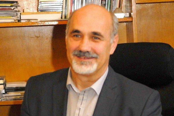 Riaditeľ Štátnej filharmónie Košice Július Klein.