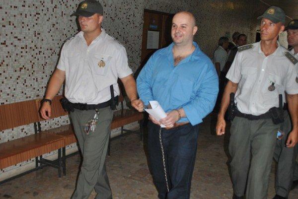 Branislav Adamčo. Tretí rozsudok nemusí byť trest na doživotie.