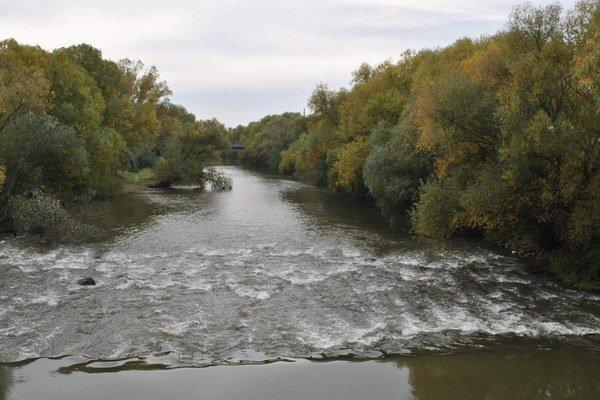 Stromy popri Hornáde. Tvár rieky sa má zmeniť. Vyrúbu vyše 1300 stromov.