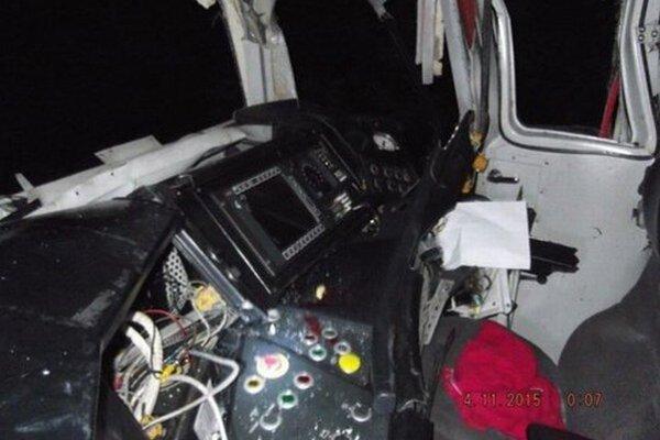 Rušňovodič po zrážke vlaku s kamiónom zraneniam podľahol.