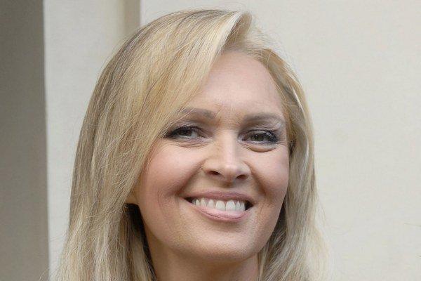 Adriana Kmotríková podstúpila operáciu mozgu.