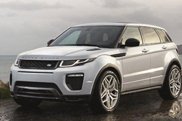 Aj na Slovensku populárny Range Rover Evoque sa začal vyrábať aj v Indii.