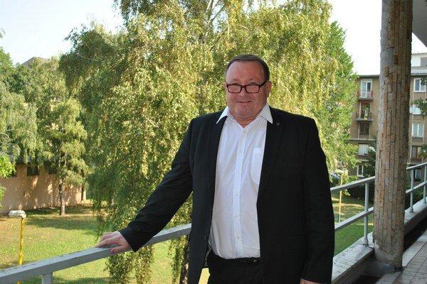 Stanislav Kmeť. Rektor robil statiku aj pre Steel Arénu.
