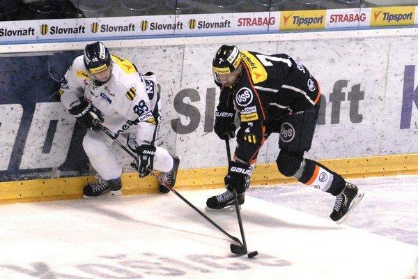 Kapitán znovu naskočil do hry. Martin Štrbák sa vrátil do zostavy.