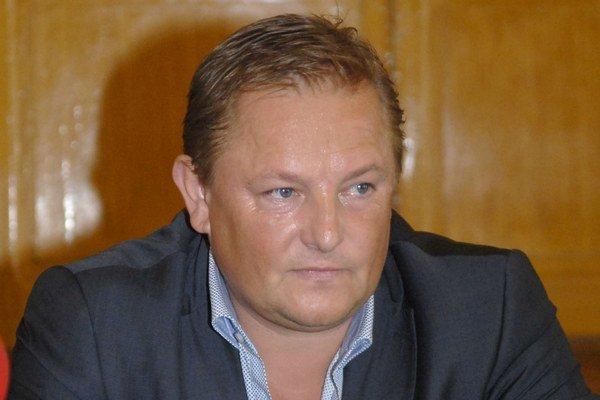 Bývalý riaditeľ. Ladislav Rosocha.