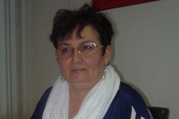 Starostka. Monika Puzderová.