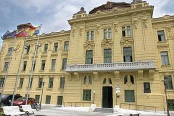 Budova KSK v Košiciach.