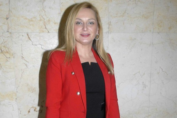 Lenka Kovačevičová (39). Jazerskej starostke program odhadol o rok menej.