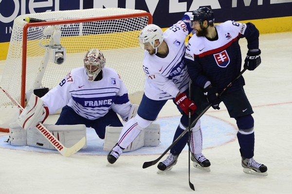 Tomáš Marcinko. Hrať za reprezentáciu je preňho česť.