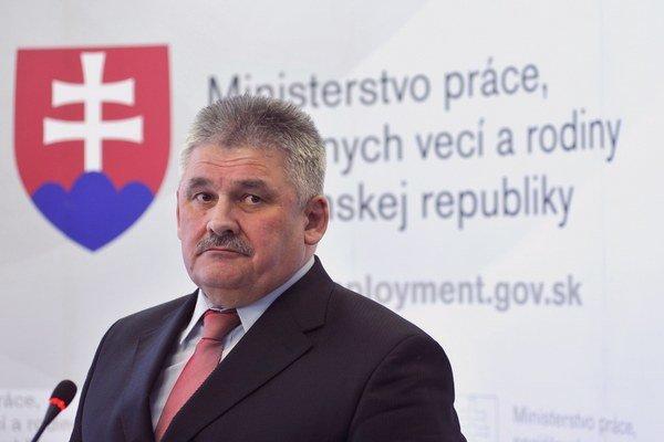 Minister Ján Richter.