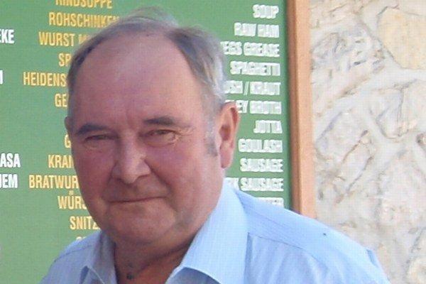 Lev Bukovský. Bývalý rektor UPJŠ je z ponovembrového vývoja sklamaný.