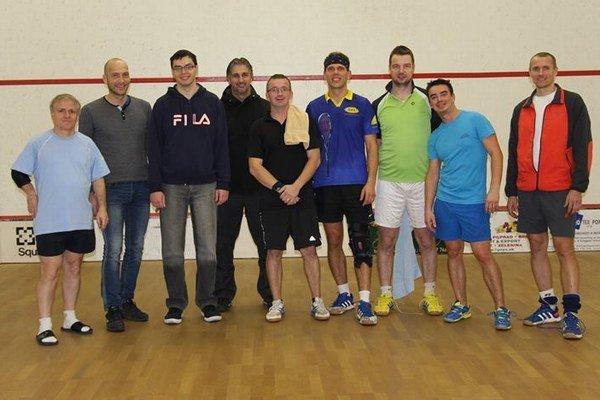 Účastníci. Na turnaji v Poprade boli aj Košičania.