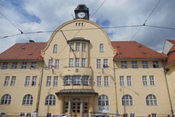 Burza sa uskutoční v budove staromestskej radnice.