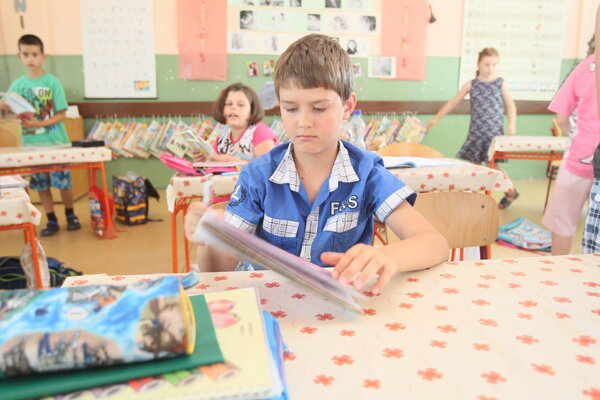 Prvákov je v Prievidzi o 26 menej ako v minulom školskom roku.