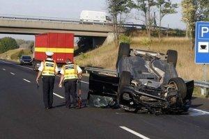 21. august 2012. Experti cez víkend na diaľnici nasimulujú podobné podmienky.