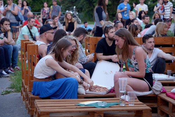 Na podujatia letného CoolTajneRa prišlo veľa ľudí. Pokračuje aj na jeseň.