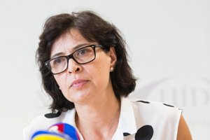 Lucia Žitňanská (Most – Híd). Šéfom prokuratúr ohraničila čas vo funkcii.