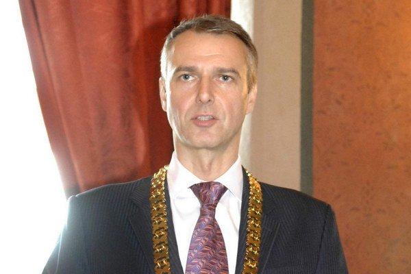 Richard Raši. Primátor Košíc a poslanec NR SR.
