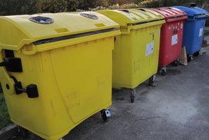 V Kamenci dokúpia nádoby na separovanie za peniaze získané v súťaži.