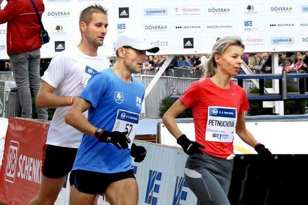 Ingrid Petnuchová. Majsterka Slovenska.