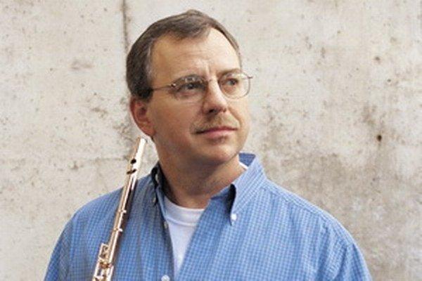 János Bálint. Na koncerte sa predvedie maďarský flautista.