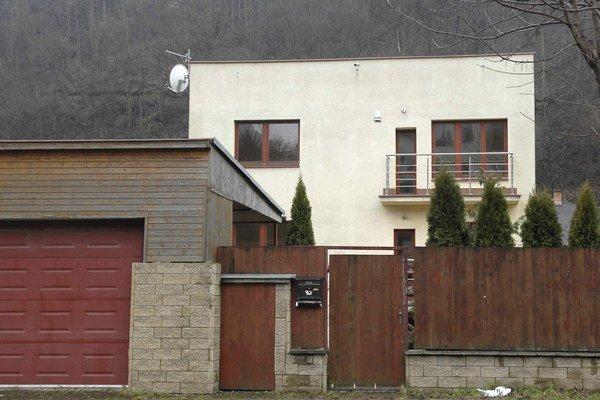 Mojsejovej dom. Predáva ho banka cez realitku.