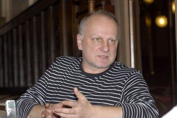 Režisér a choreograf. Ondrej Šoth sa snažil o celkom nový pohľad.