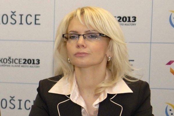 Viceprimátorka Lenártová. Bude v komisii na nové granty.