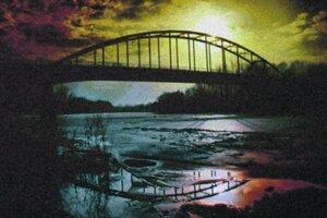 Slovenský Kechnec a maďarskú dedinku Abaújvár má spojiť takýto most cez Hornád.