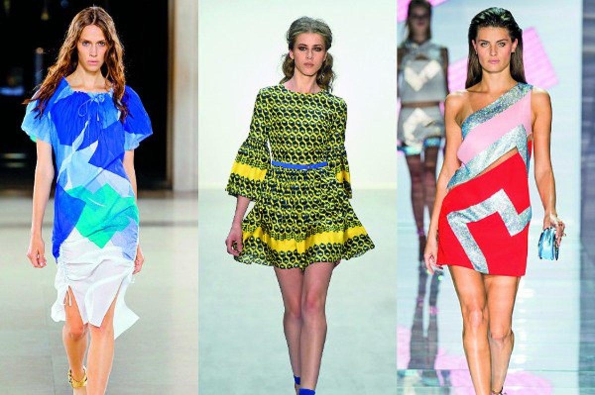 Aj jednoduché letné šaty môžu byť barometrom vkusu - zena.sme.sk 582ec714aab