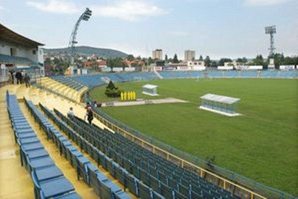 Je otázne, či Košice budú môcť hrať európsku súťaž doma v Čermeli.