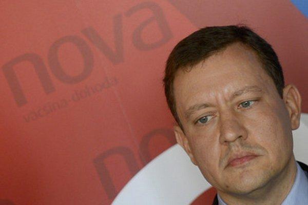 Šéf strany Daniel Lipšic.