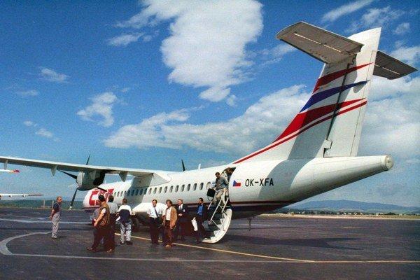 Šéfa letiska potešilo zahustenie letov do Bratislavy.