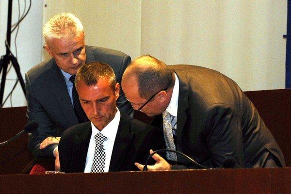 Primátor Raši víťaza akceptuje. V komisii sedeli aj viceprimátor Jakubov a šéf radnice Lazúr.