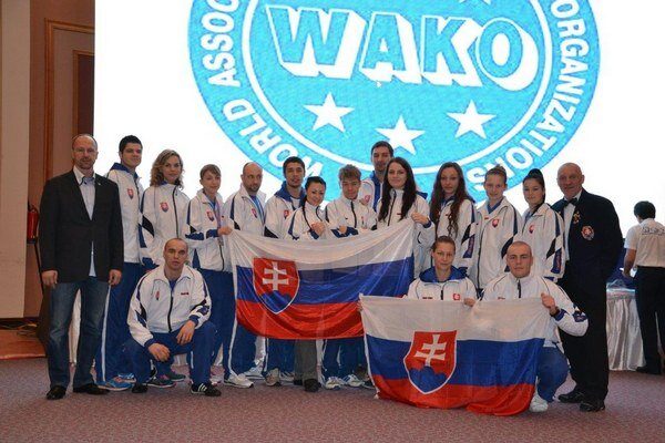 Pýcha slovenského kickboxu. Reprezentanti na majstrovstvách sveta v Antalyi.